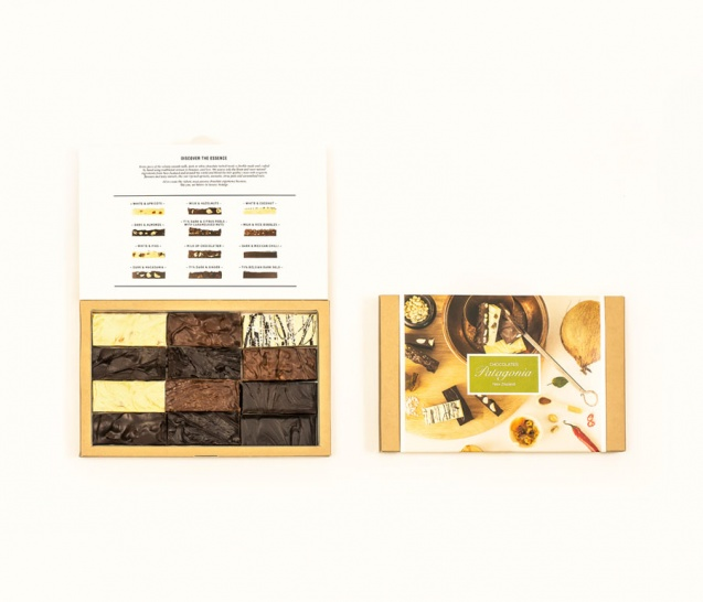 12 Piece Chocolate Bars Gift Box 3