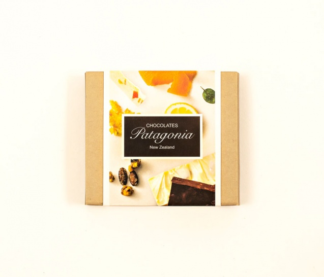 2 Piece Chocolate Bars Gift Box 1