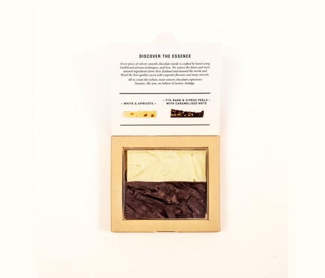 Chocolate Gift Boxes New Zealand : Piece chocolate bars gift box patagonia chocolates