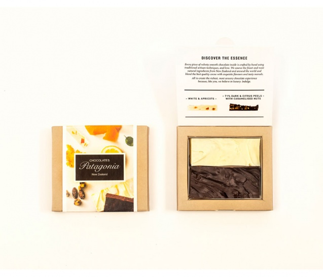 2 Piece Chocolate Bars Gift Box 3