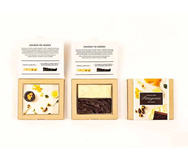 2 Piece Chocolate Bars Gift Box 4