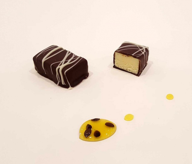 Chocolate Passionfruit Truffle New1