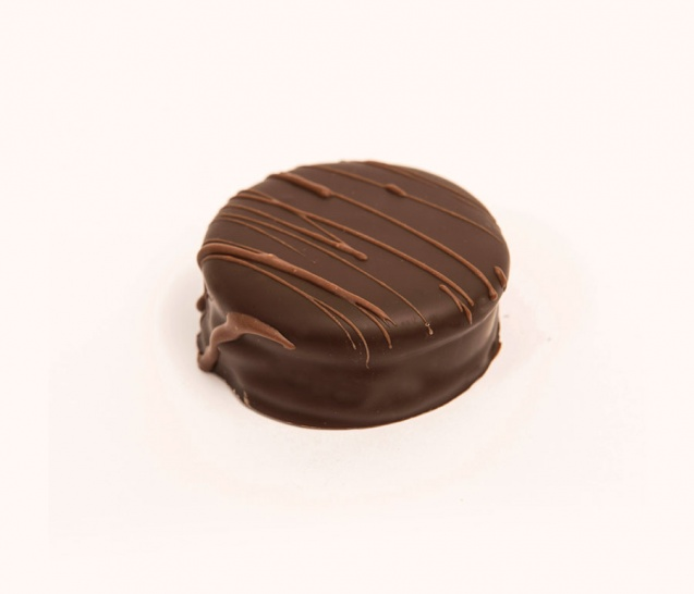 Dark Chocolate Alfajor 2
