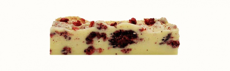 White Chocolate & Raspberries